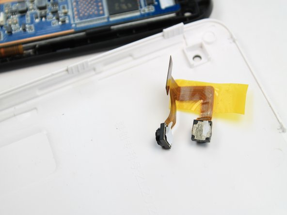 Image 2/2: During reassembly, make sure you put the ZIF adapter snugly back into its socket and secure the flap.