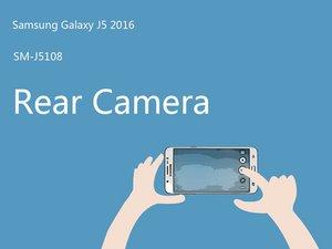 Rear Camera (video)