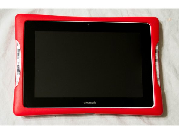 Nabi DreamTab HD8 Front Panel Assembly Replacement