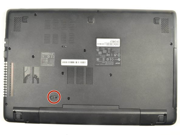 Acer E5-571-54FL Battery Replacement