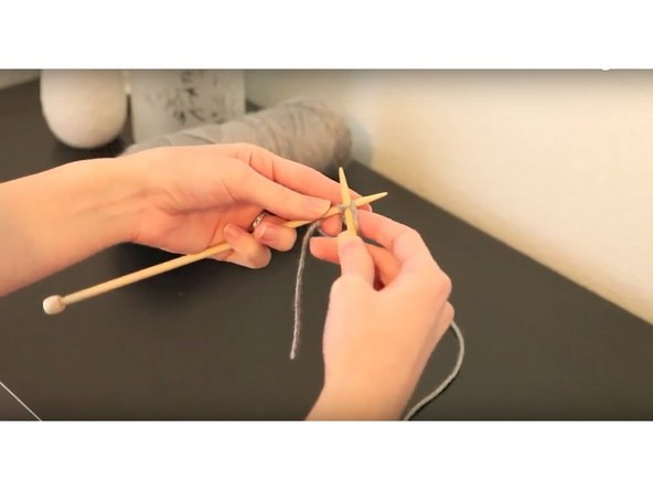 How to Knit Cast-On