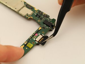 Motorola Moto G6 Charging Port Replacement
