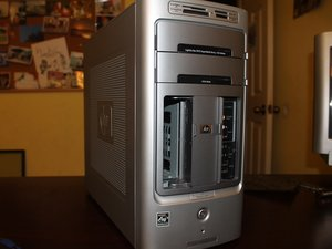 HP Pavilion Media Center m7334n