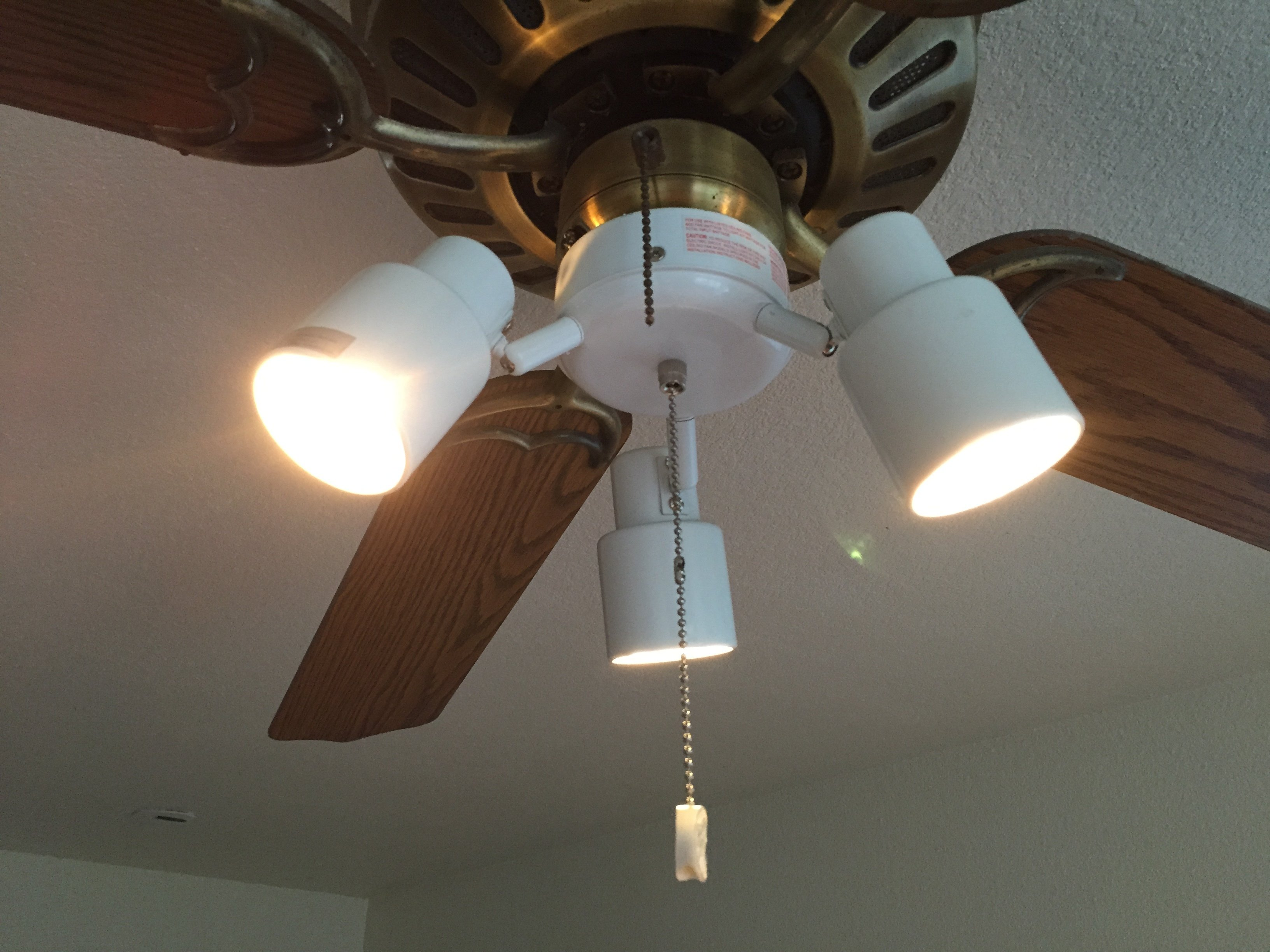 Install A Ceiling Fan No Existing Wiring