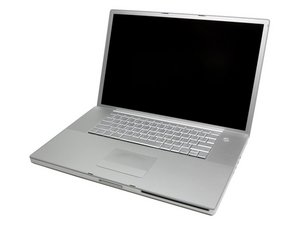 "MacBook Pro 17"" Model A1212"