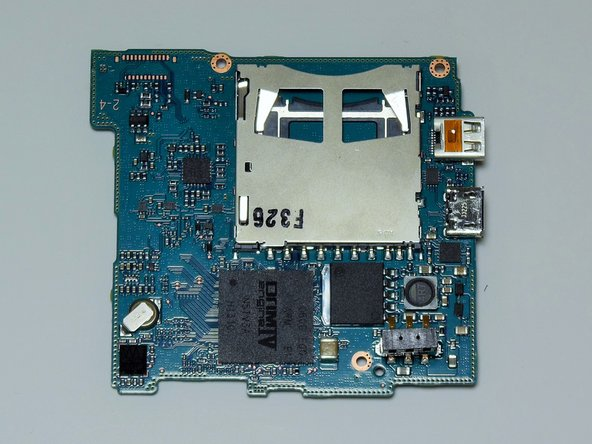 Samsung NX300 Motherboard Replacement