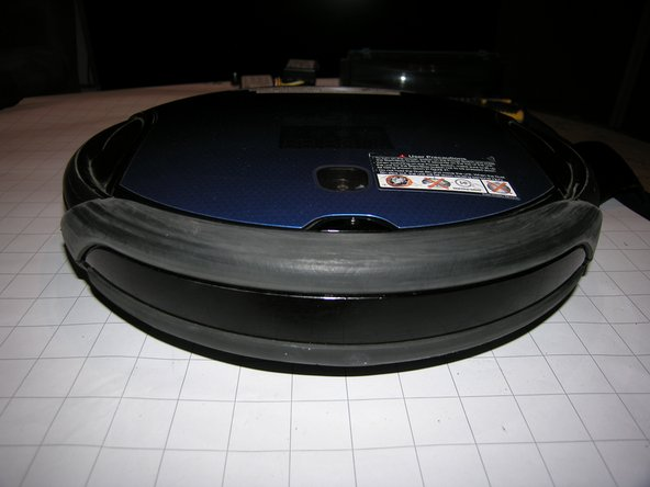 Samsung NaviBot SR8981 (VCR8981L3B-XEG) Disassembly