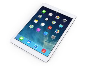 Reparo de iPad Air Wi-Fi