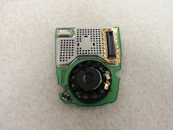 Motorola i1000plus Speaker Replacement