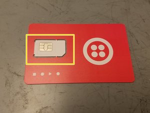 SIM Card Activation with Twilio