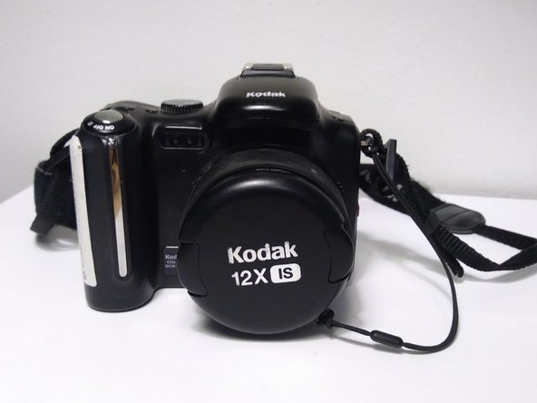 Kodak Easyshare P712 Lens Cover Replacement