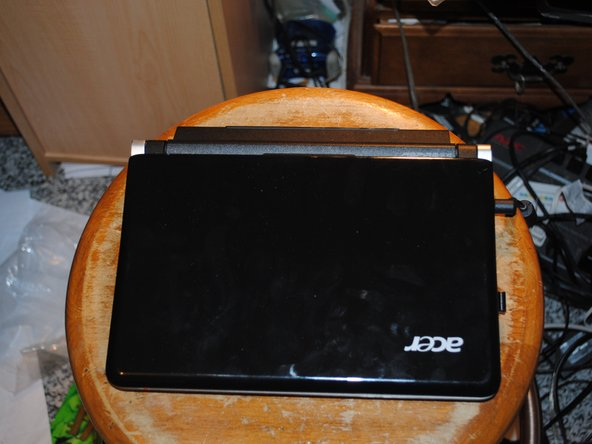 Acer Aspire One D150 Hard Drive Replacement