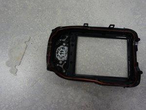 Rear Control Panel