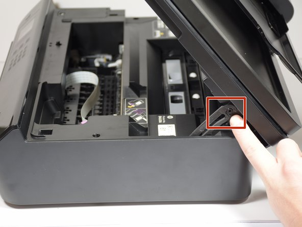 HP Officejet 4630 Speaker Replacement