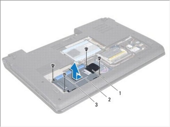 Dell Studio 1747 Hard Drive Replacement
