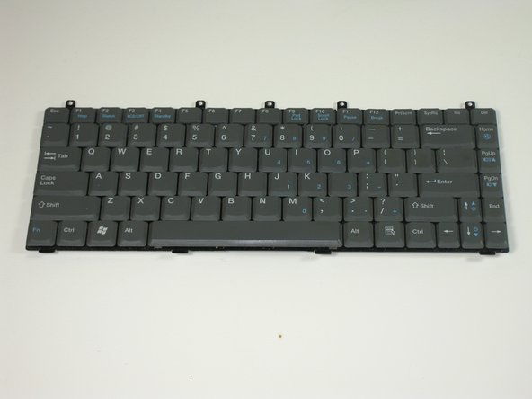 Gateway 600YG2 Keyboard Replacement