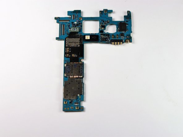 Samsung Galaxy Note Edge Motherboard Replacement