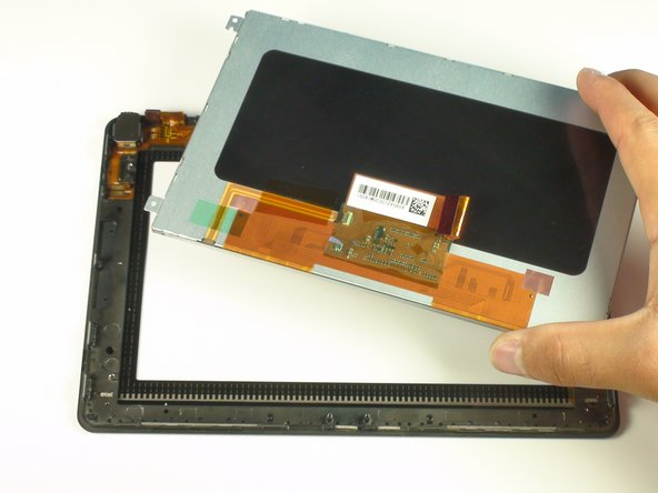 BlackBerry PlayBook Front Panel Replacement