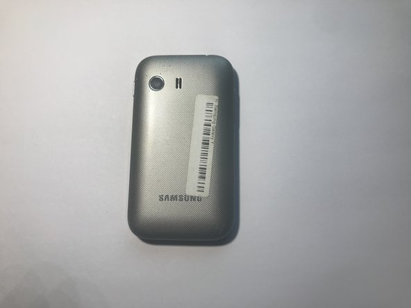 Samsung Galaxy Y Back Panel  Replacement