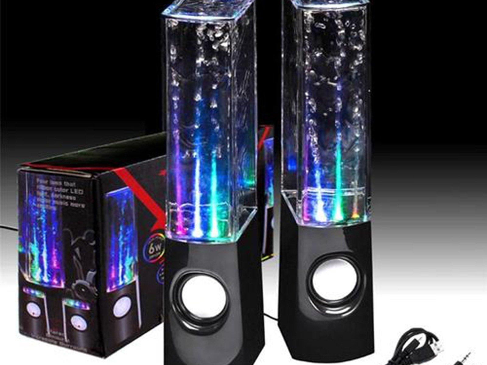 Water Dancing Speakers Refill - iFixit Repair Guide