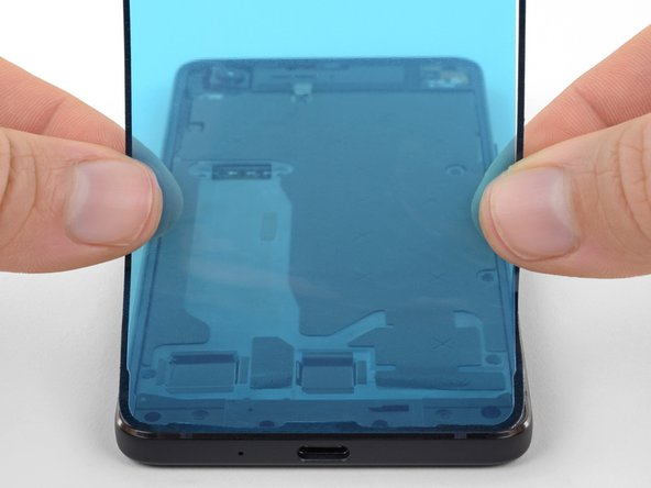 Google Pixel 2 Display Adhesive Replacement