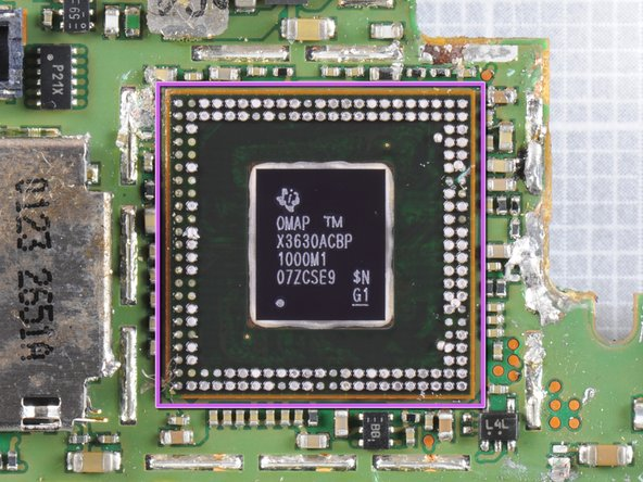 Image 2/2: Qualcomm QSC6085 CDMA Processor