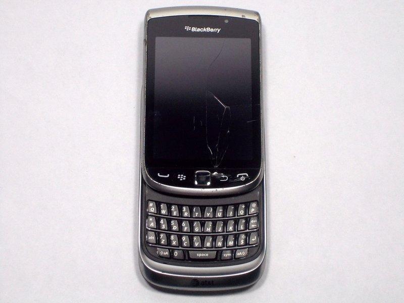 blackberry torch 9810 repair ifixit rh ifixit com BlackBerry 9720 AT&T BlackBerry 9810