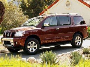 2003-2015 Nissan Armada Repair