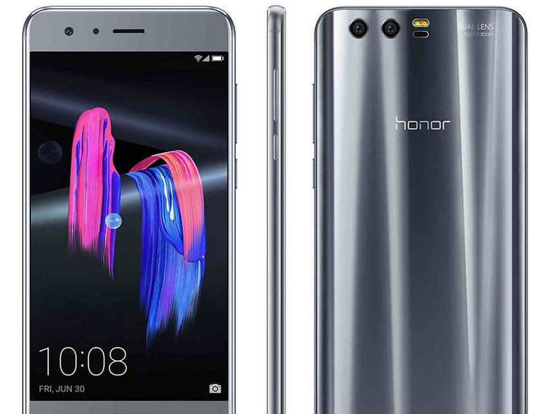 Honor 9 5.15 Inch 4G Smartphone-BLUE