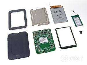 Nook Simple Touch with GlowLight Teardown