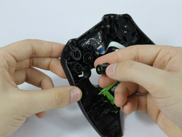 Nvidia Shield TV 1st Generation Controller Buttons Replacement