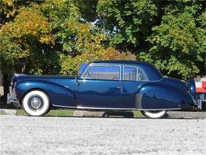 1939-1948 Lincoln Continental Repair