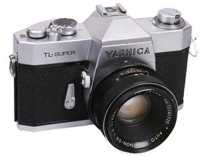 Yashica TL-Super Repair