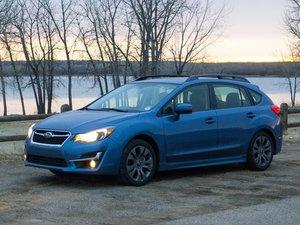 2012-2016 Subaru Impreza Repair