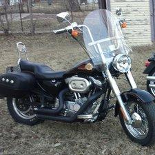 sportster sputtering and backfiring after washing - Harley-Davidson