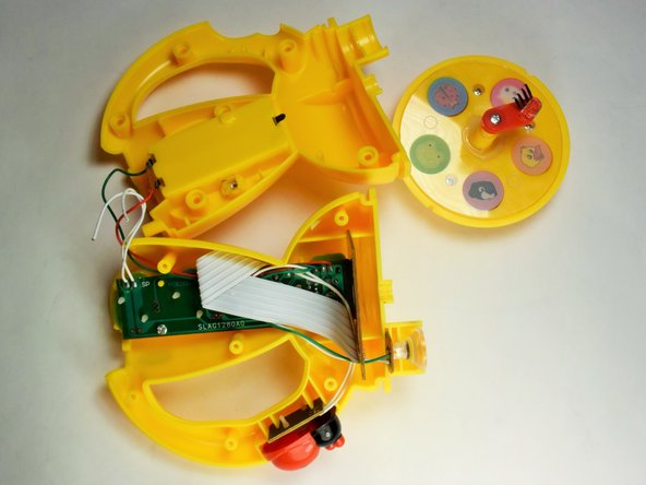 VTech Spin and Learn Color Flashlight Motherboard Replacement