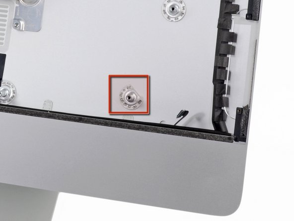 Be careful not to damage the SD card reader with the screw mount