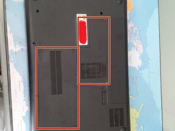 HP G62-453 Teardown