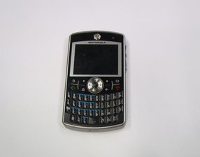 Motorola Q Global Troubleshooting