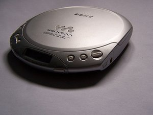 CD Player Reparatur