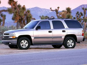 Chevrolet Tahoe Repair