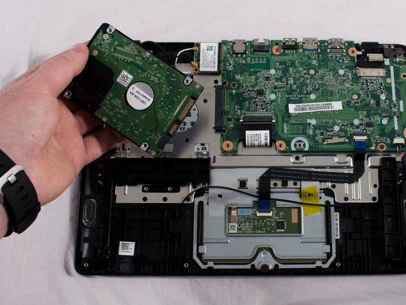 Acer Aspire ES1-111M-C7DE Hard Drive Replacement