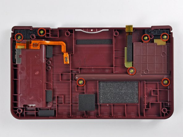 Image 1/2: Lift the SD board and the stylus holder out of the case.