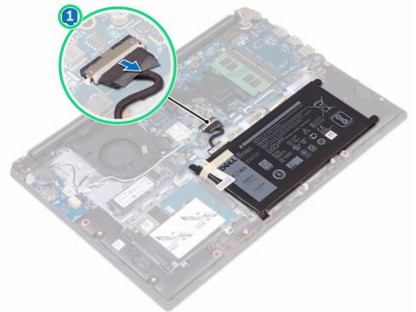Dell Inspiron 15 7560 Battery Replacement