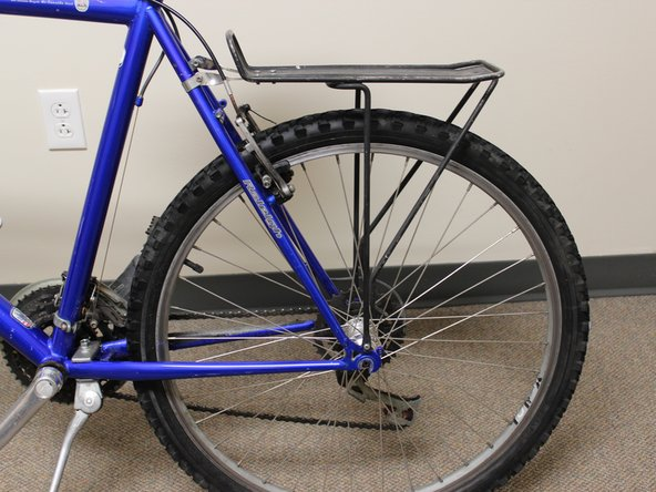 Raleigh M20 Bicycle Rear Rack Replacement