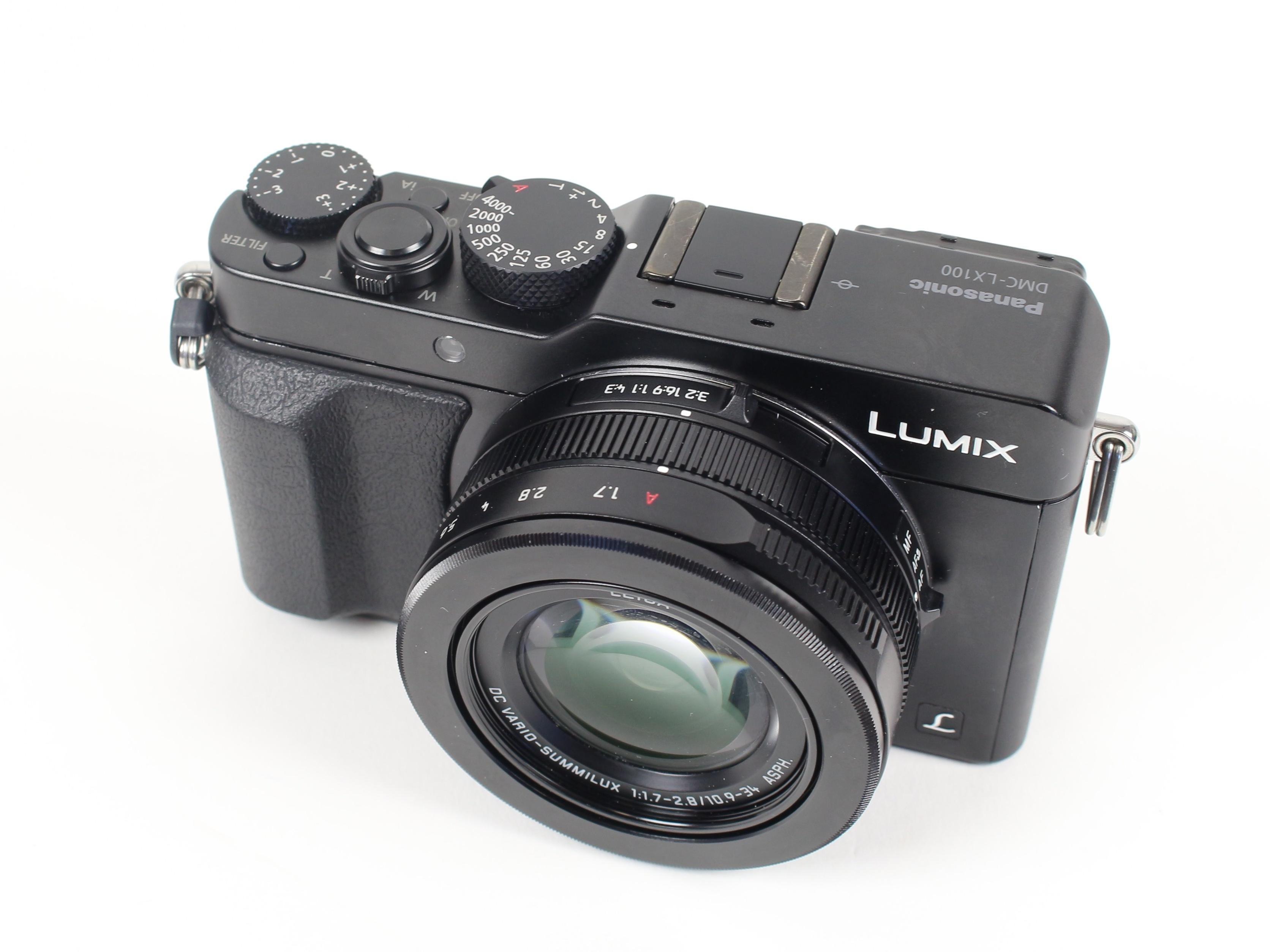 Panasonic Lumix Dmc Lx100 Repair Ifixit Lx10 Digital Camera Black Lcd Screen