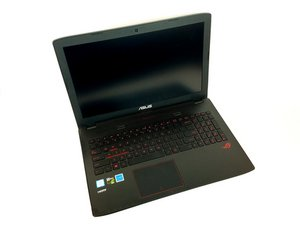 Asus Rog GL552VW-DH71 Repair