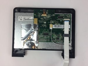 Video Screen Ribbon Cable