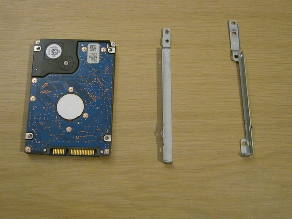 Acer Aspire 5742 Hard drive Replacement