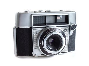 Agfa Optima I Repair